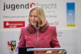 Grußwort von Bundesforschungsministerin Johanna Wanka auf dem &quotjugend forscht&quot - Regionalwettbewerb Sachsen-Anhalt