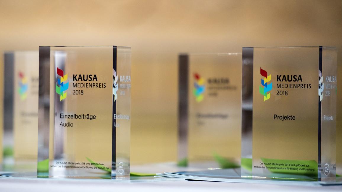 Die Kausa-Medienpreise