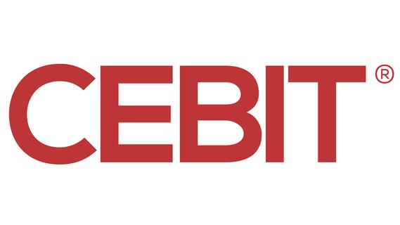 Logo zur CeBIT