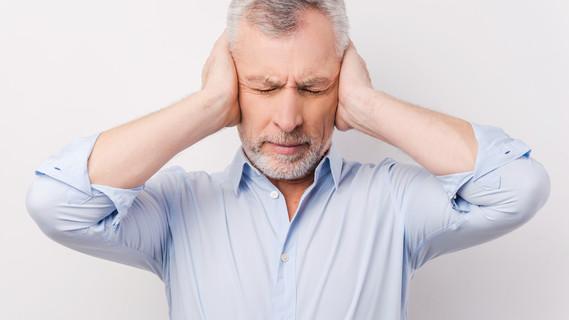 Ohrenschmerz, Hörsturz, Geräusch, zu laut
