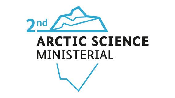 Logo zur Arktiskonferenz