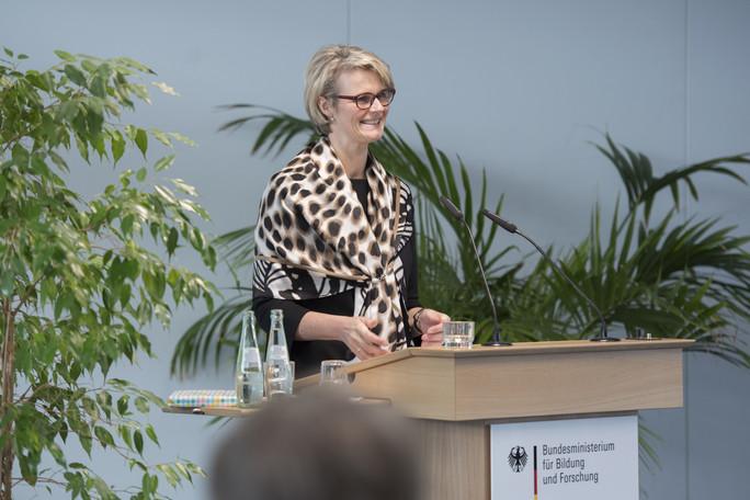 Amtswechsel in Bonn