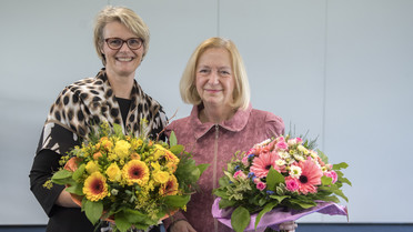 Anja Karliczek übernimmt das Amt von Johanna Wanka