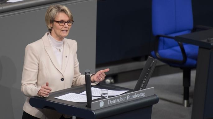 Poster zum Video Regierungserklärung: Bundesministerin Anja Karliczek im Bundestag