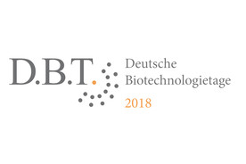 Logo Deutsche Biotechnologietage