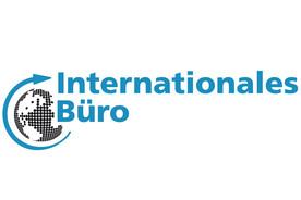 Logo Internationales Büro