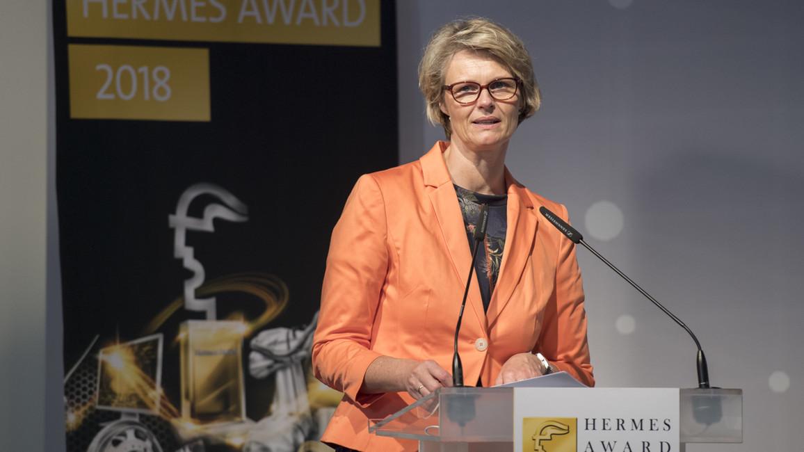 Hermes Award 2018
