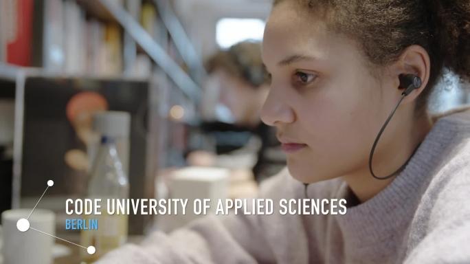 Poster zum Video Das Hochschulforum Digitalisierung