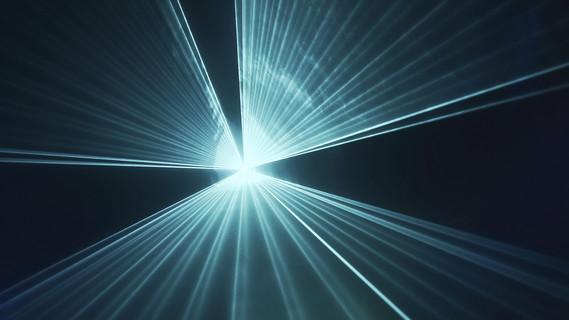 Licht-Show
