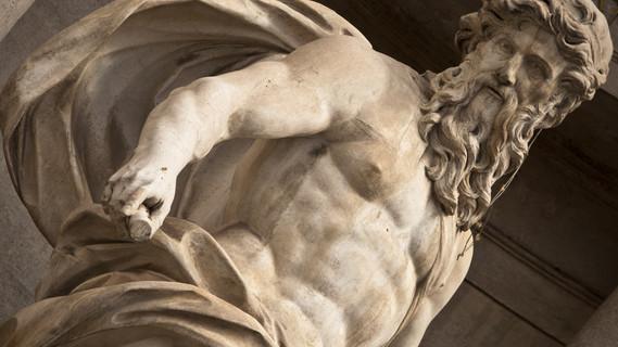 Antike Statue