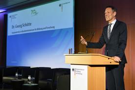 Fachveranstaltung mit Sts Dr. Georg Schütte im BMBF zum Thema China Kompetenz in Deutschland