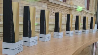 In Berlin wurden die Alexander von Humboldt-Professuren 2018 verliehen.