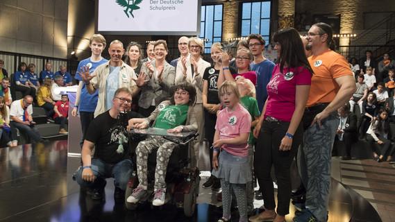Der Deutsche Schulpreis 2018 geht an das Evangelische Schulzentrum Martinschule in Greifswald