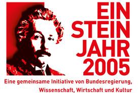 Einsteinjahr - Das Wissenschaftsjahr 2005