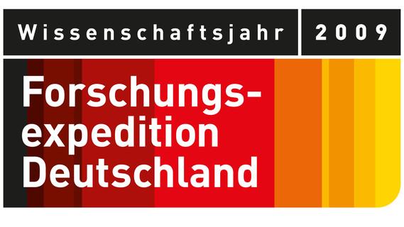 Wissenschaftsjahr - Forschungsexpedition Deutschland