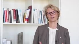 Poster zum Video Bundesministerin Anja Karliczek zur Clusterkonferenz \