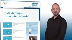 Poster zum Video Erläuterungen zum Internetportal Weiterbildungsratgeber