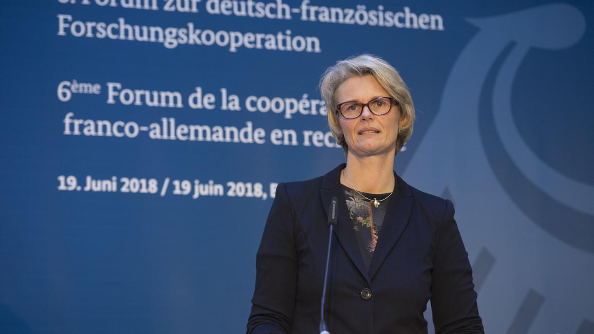 6. Forum zur deutsch-französischen Forschungskooperation