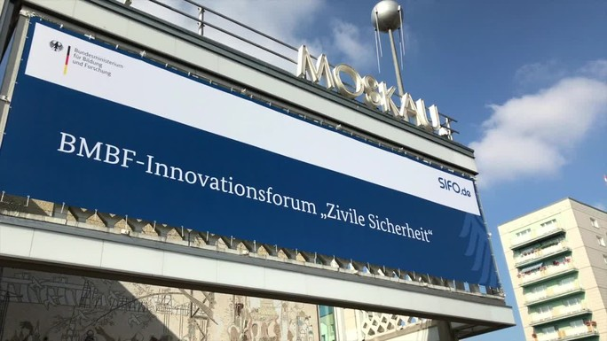 Poster zum Video PSt. Thomas Rachel: BMBF Innovationsforum 2018