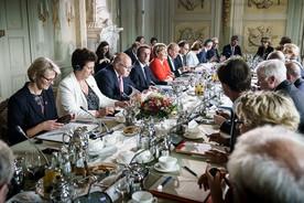 Anja Karliczek nahm am Dienstag an den Deutsch-Französischen Regierungskonsultationen in Meseberg teil.