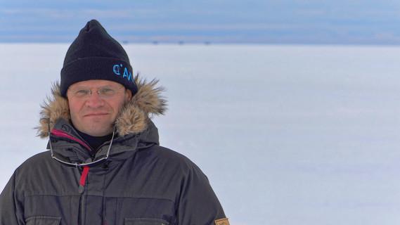 Markus Rex freit sich auf die größte Arktisexpedition aller Zeiten.