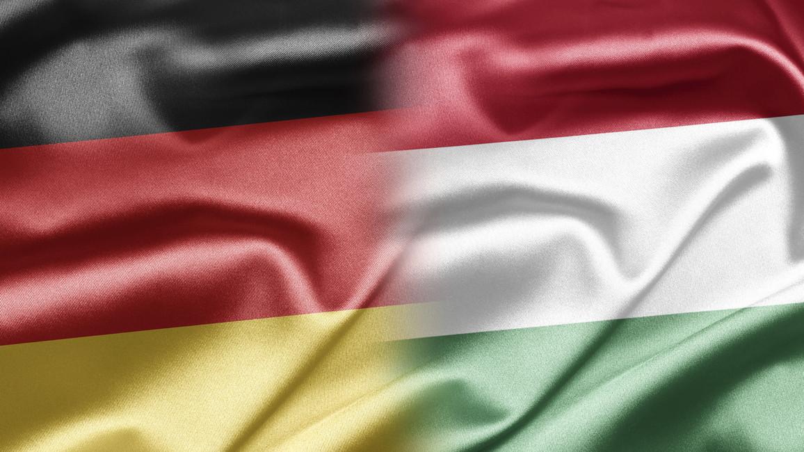 Flaggen der angrenzenden länder an deutschland