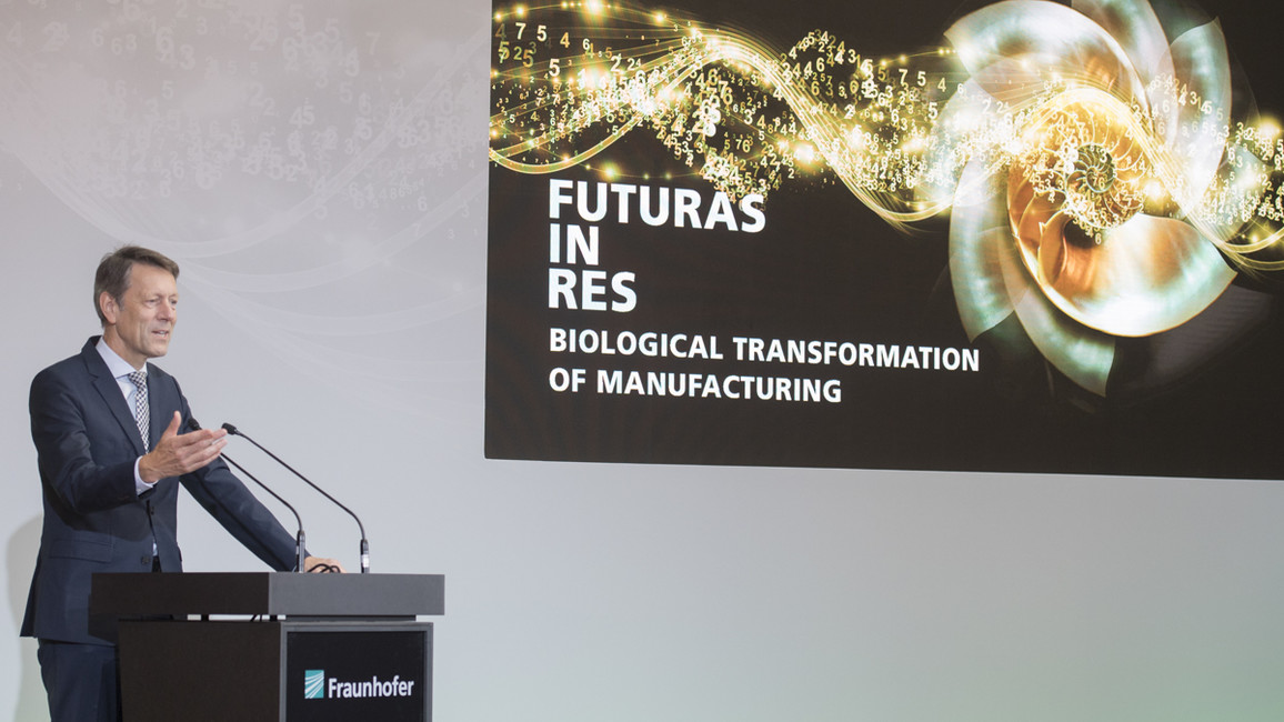FUTURAS IN RES - Biological Transformation of Manufacturing