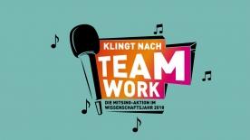 Poster zum Video Trailer zum Singwettbewerb
