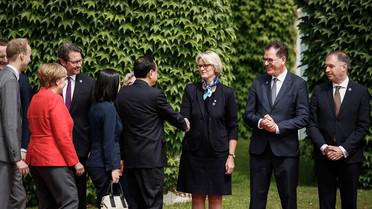 In Berlin fanden die Deutsch-Chinesischen Regierungskonsultationen statt.
