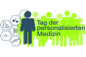 Logo Tag der personalisierten Medizin
