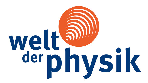 Bildwortmarke Welt der Physik