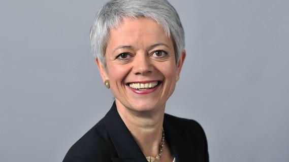 Cornelia Quennet-Thielen, Staatssekretärin im Bundesministerium für Bildung und Forschung