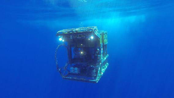 ROV KIEL 6000 im Indischen Ozean