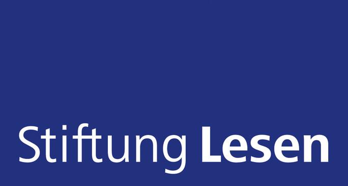 Bildwortmarke Stiftung Lesen