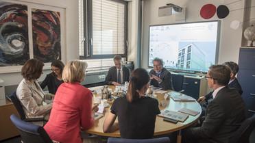 Besuch des Max-Planck-Instituts für Sozialrecht und Sozialpolitik