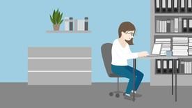 Poster zum Video Welche Auswirkungen haben Mutterschutz und Elternzeit auf Verträge nach dem Wissenschaftszeitvertragsgesetz?