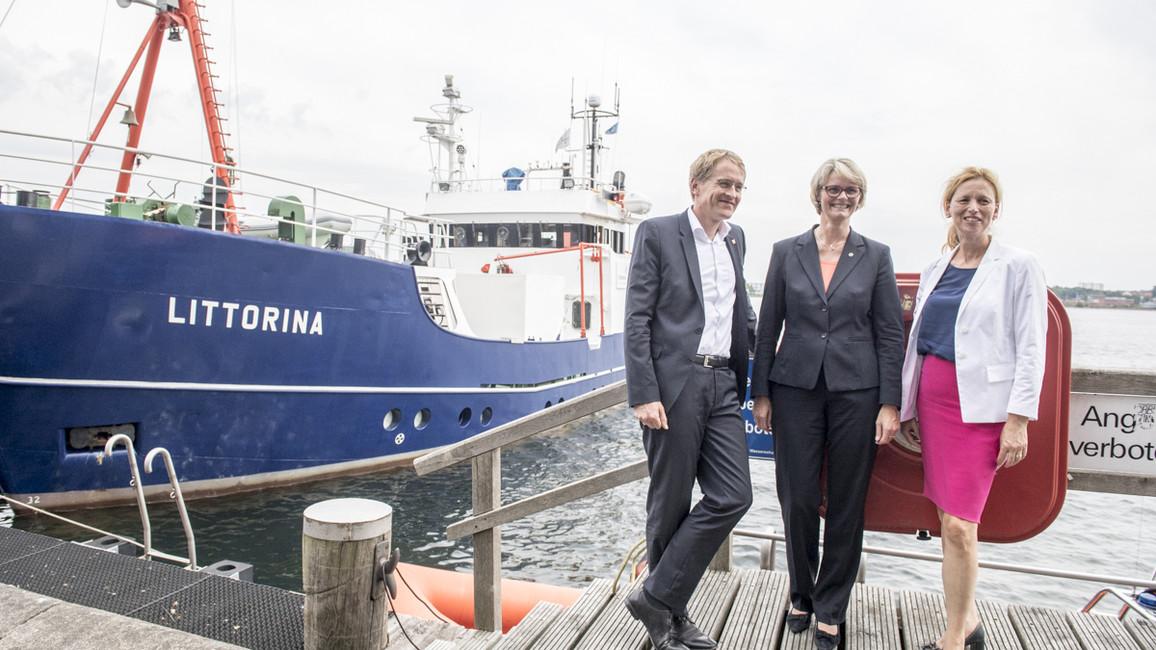 Gespräch mit MP Daniel Günther