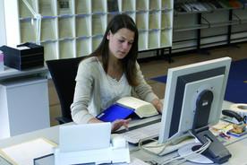 Fachangestellte für Medien und Informationsdienste: Frau Laura Peters