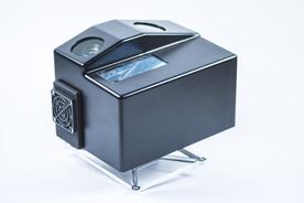 Gewichtsoptimierter Laserscanner