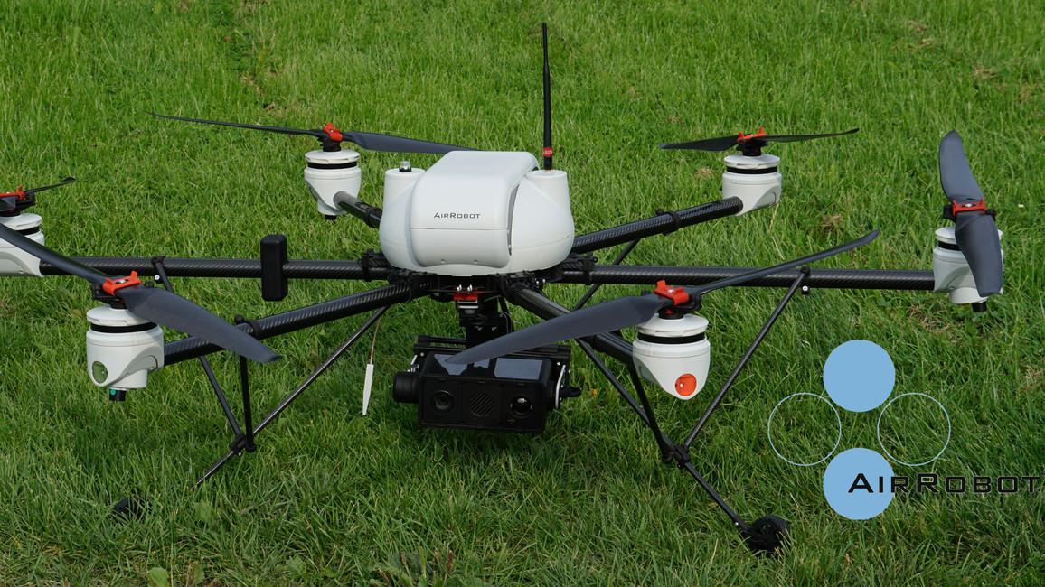 AirRobot Flugplattform