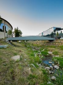 Carbonbetonbrücke in Albstadt-Ebingen