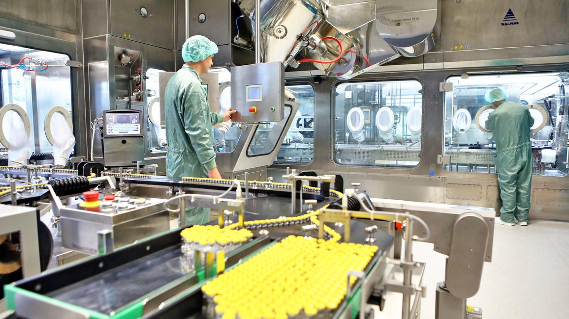 IDT Biologika GmbH; Impfstoffentwicklung gegen MERS