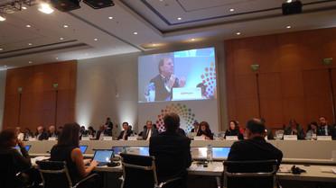 PSt Rachel auf dem G20-Bildungsministertreffen