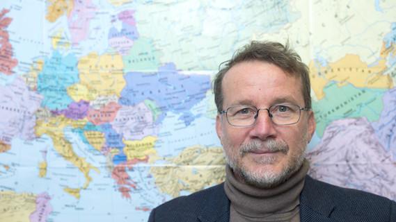 Prof. Dr. Axel Börsch-Supan, Direktor Max-Planck-Institut für Sozialrecht und Sozialpolitik