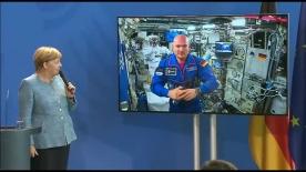 Poster zum Video Jugend forscht - Live im Gespräch mit der ISS