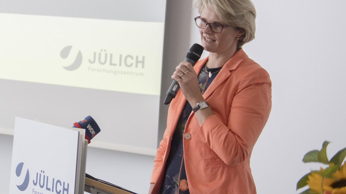 Besuch in Jülich