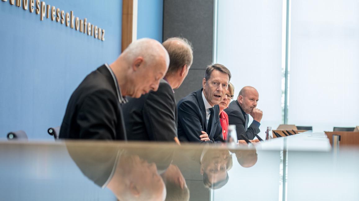 'Deutschland sieht sich in der Verantwortung für eine faire globale Klimapolitik', so Georg Schütte im Rahmen der Pressekonferenz.
