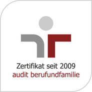Logo audit Beruf und Familie