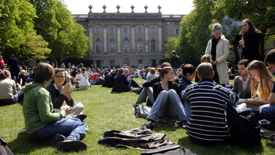 Risultati immagini per Hochschulen in Deutschland
