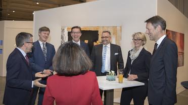 Johannes Vogel, Direktor des Naturkundemuseum, begrüßte die Gäste in seinem Haus